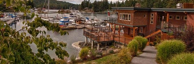 Painted Boat Marina